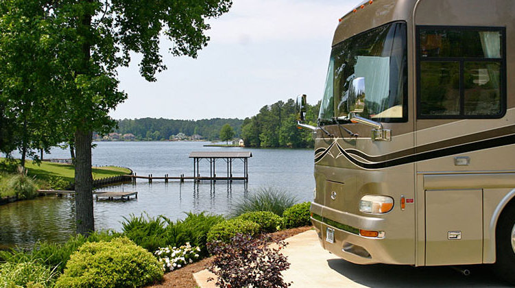 Lake Greenwood Motorcoach Resort